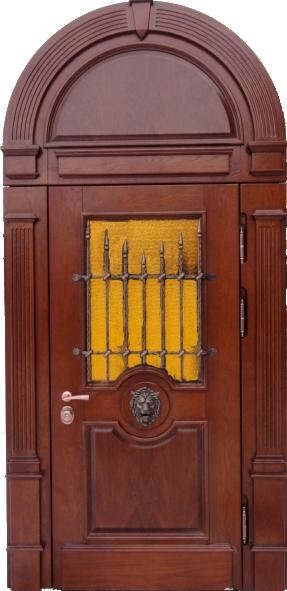 парадная стальная дверь